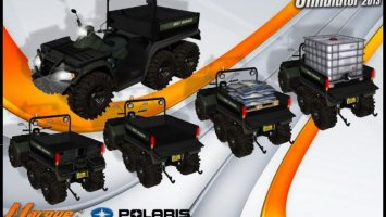 Quad Polaris 6X6 BigBoss