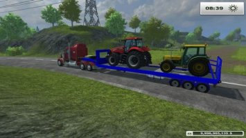 Heavy Duty Wool Trailer v3.0