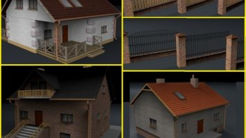 Buildings pack by GoldFox