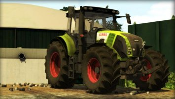Claas Axion 820 V2 FL DIRT