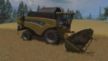 New Holland CX 5080 V3 Dirt