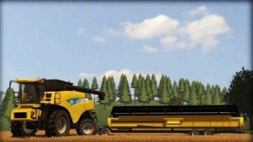 New Holland CR 9090 v3.0 Final Dirt