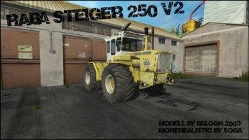 Rába Steiger 250 v2 MR ls2013