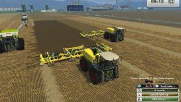 Bednar Airtec seeder for Xerion Beta