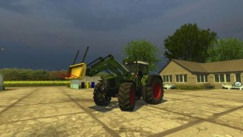 Fendt Favorit 824 Turboshift v 2.0 Final