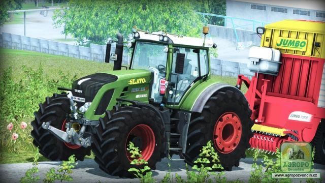 FENDT VARIO 939 v0.93 beta More Realistic