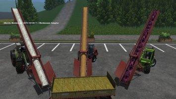 Conveyor belts pack v2.3