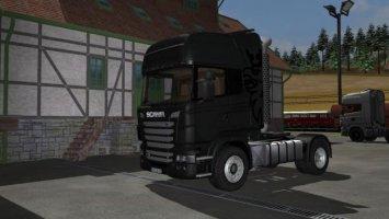Scania R730 Topline 2 Achser