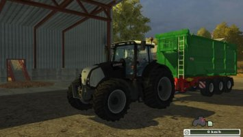 Claas Axion 850 Black