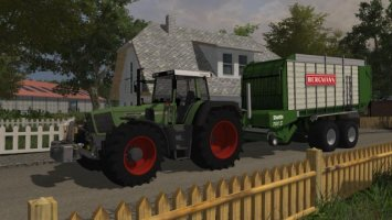 Fendt 818 Favorit MR
