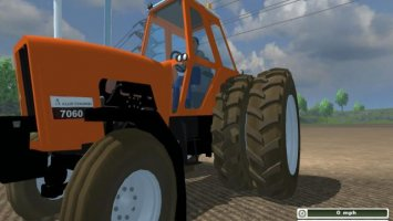 Allis Chalmers 7060 2wd Beta