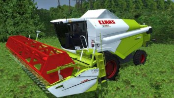 Claas Tucano 480 pack (More Realistic)