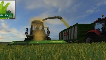 Green forage mod
