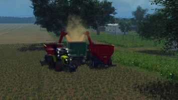 Claas Arion 650 Dirt
