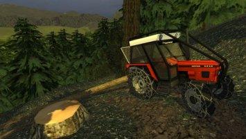 Zetor 5245 Forest Edition