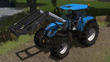 New Holland T7550 V2 FL