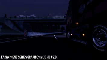 KacaK's Enb Series Graphics Mod HD V2.0