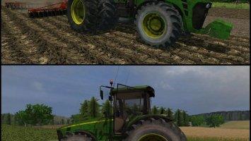 John Deere 8430 v2.5 Dirt