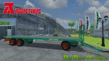 Tenias Platform 3 Axis ls2013