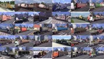 Trailers and cargo pack v2.2 ets2