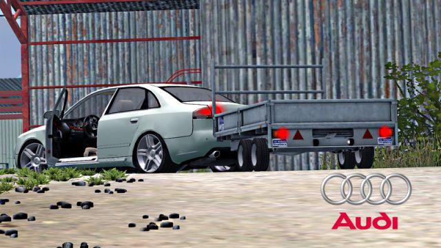 Audi A4 Quattro V11 Mr Ls2013 Mod Mod For Farming Simulator