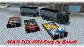 MAN-TGX-HKL-PACK V1.1 fixed Version