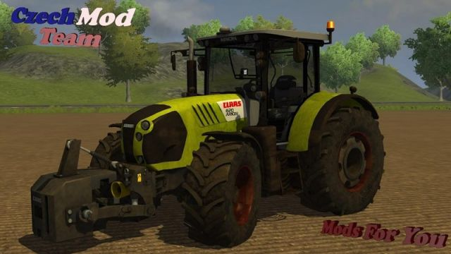 CLAAS Arion 620 v2 LS2013
