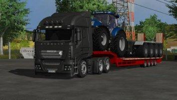 Iveco Stralis AS 600 Black Star