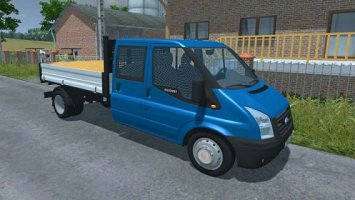 Ford Transit (More realistic)
