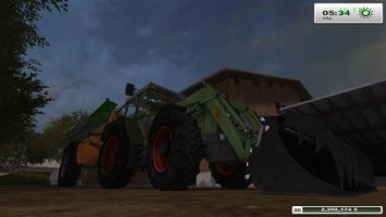 New Sound for Fendt 611