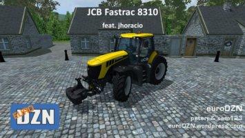 JCB Fastrac 8310 LS2013