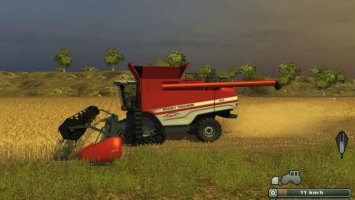 Massey Ferguson Fortia 9895 v1.5 LS2013