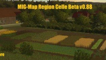 MIG Map MadeInGermany Region Celle v 0.88 Beta Fix