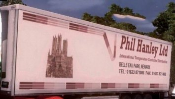 Phil Hanley Ltd trailer