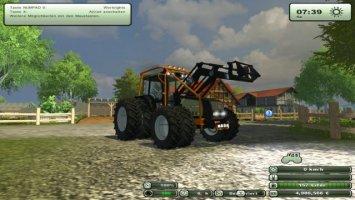 Valtra 6800 Forst
