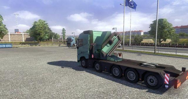 Volvo FH 10 4 v1.2 - ETS2 Mod | Mod for Euro Truck Simulator 2 | LS ...