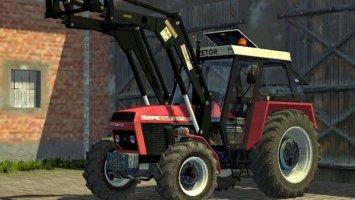 Zetor 10145 (More Realistic)