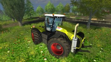 Claas Xerion 5000 MR