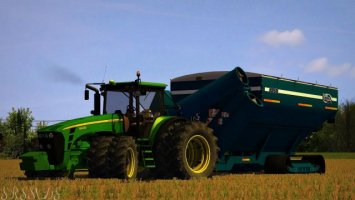 Kinze 1050 Grain Cart MR LS2013