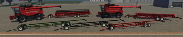 MR RoadRunner Pack Mod for Landwirtschafts Simulator 2013