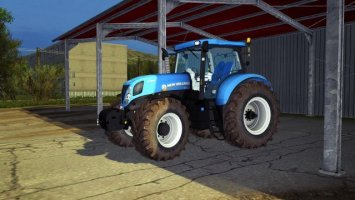 New Holland T7 210 MR