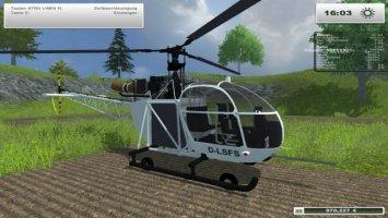 Alouette II Helikopter v2