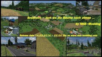 Breitheim - dort wo die Bäume noch atmen [by NKB Modding] ls2013