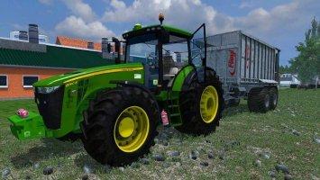 John Deere 8360R V3
