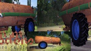 Liquid manure cistern By ModMens