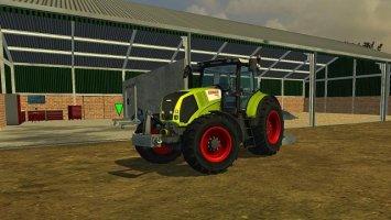 Claas Axion 840 MR