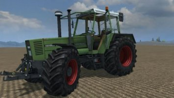 Fendt 615 LSA More Realistic