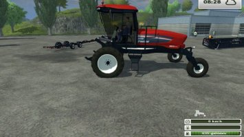 Macdon windrower pack ls2013