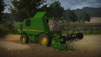 John Deere W540 and 319R v2 More Realistic