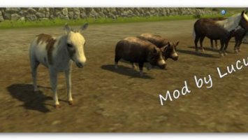Placeable animals v1.1